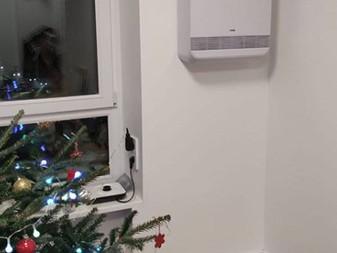 Здоровый микроклимат в помещении в холодное время года