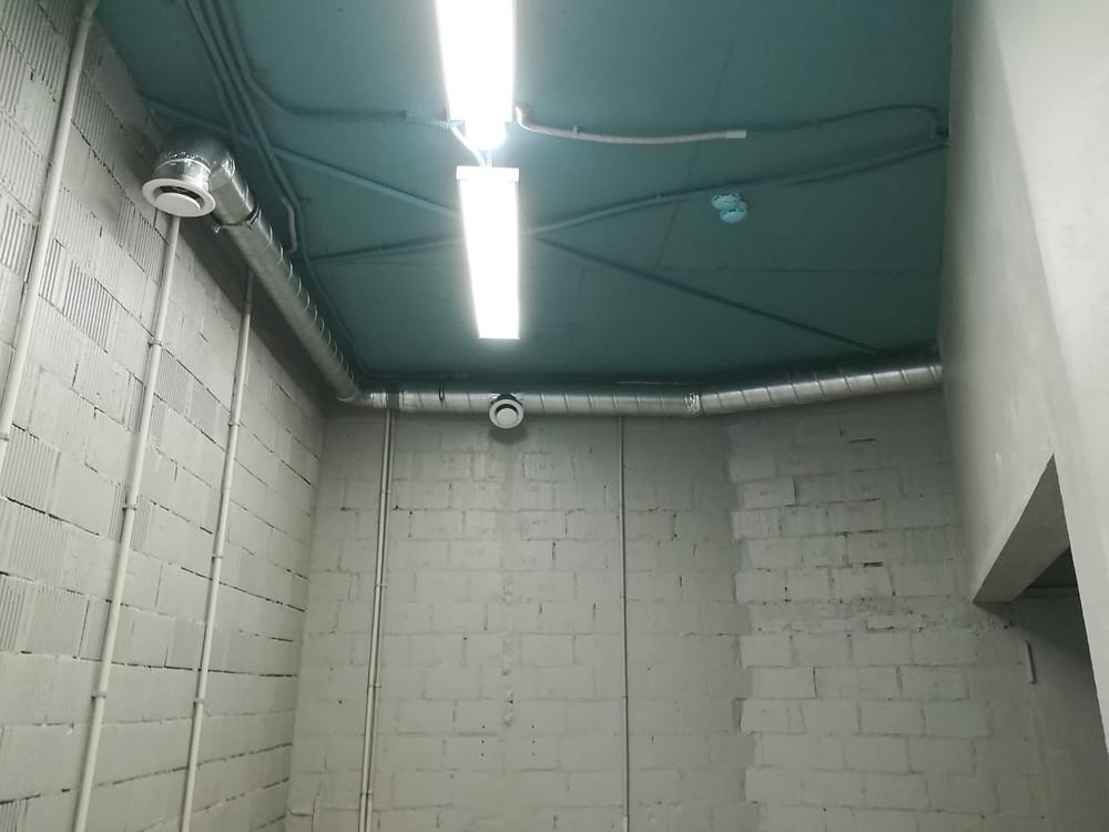 Воздуховоды в детском саду