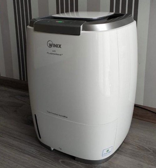Мойка воздуха со сменным HEPA-фильтром Winix AW-600