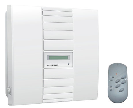 Монтаж приточно-вытяжной установки Blizzard Komfort/Control