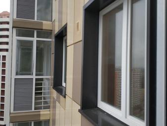 Монтаж вентиляции в зданиях с вентфасадом