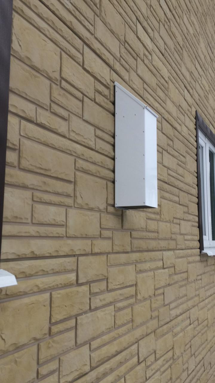 Vakio Window, наружный блок