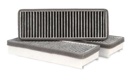 Комплект угольно-пылевых фильтров для Vakio (3 шт.)