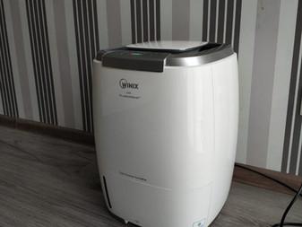 Бризер и мойка воздуха в очень пыльной квартире. Готовое решение