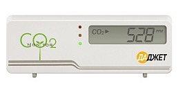 Детектор углекислого газа со звуковым сигналом Даджет