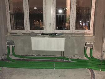 Центральная вентиляция и кондиционирование с высоким уровнем очистки в новостройке. Готовое решение