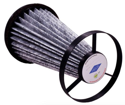 Канальный фильтр для проветривателя Lufter Jet Helix
