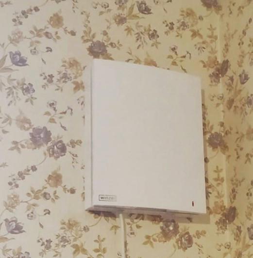 Рекупер Winzel Expert Wi-Fi в загородном доме