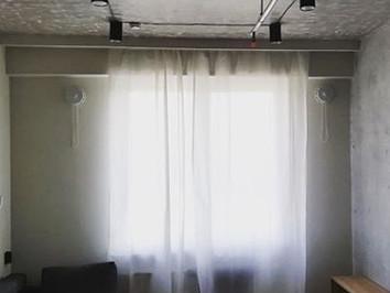 Бюджетная вентиляция в дизайнерской квартире. Готовое решение