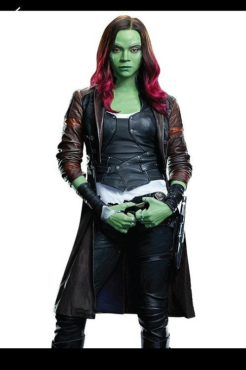 Gamora Gardians of the Galaxy Vol 2