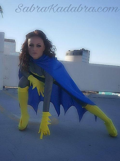 Sabra Kadabra Dc Comic BAtgirl Halloween Cosplay costume