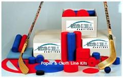 Cloth & Paper Line Kits