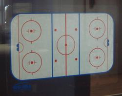 Coaching Board - Stick On