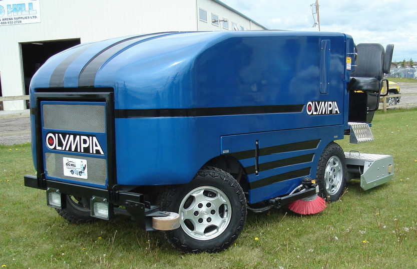 '06 Olympia Millennium 2000 Front Driver
