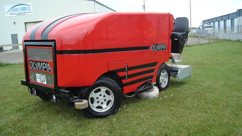 2008 Olympia Millennium Model 2000.JPG