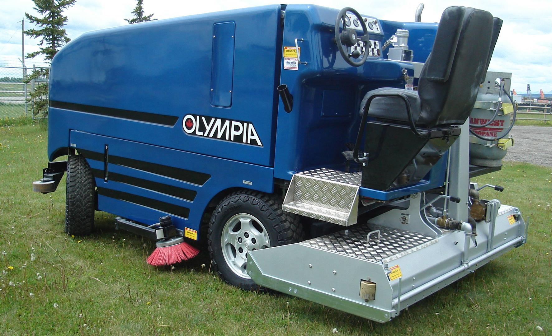 '06 Olympia Millennium 2000 Back Driver