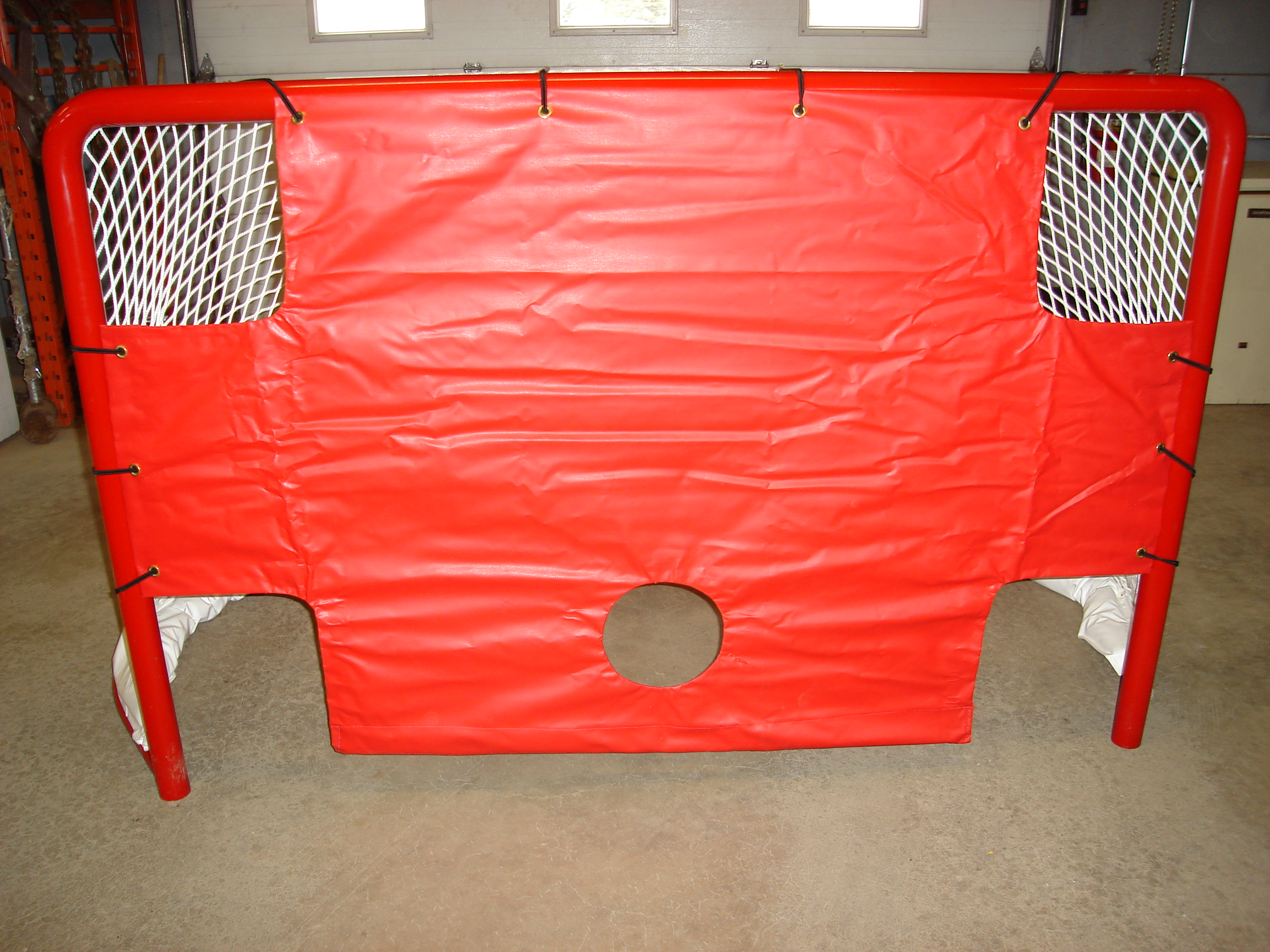 Shooter Tutor - Red