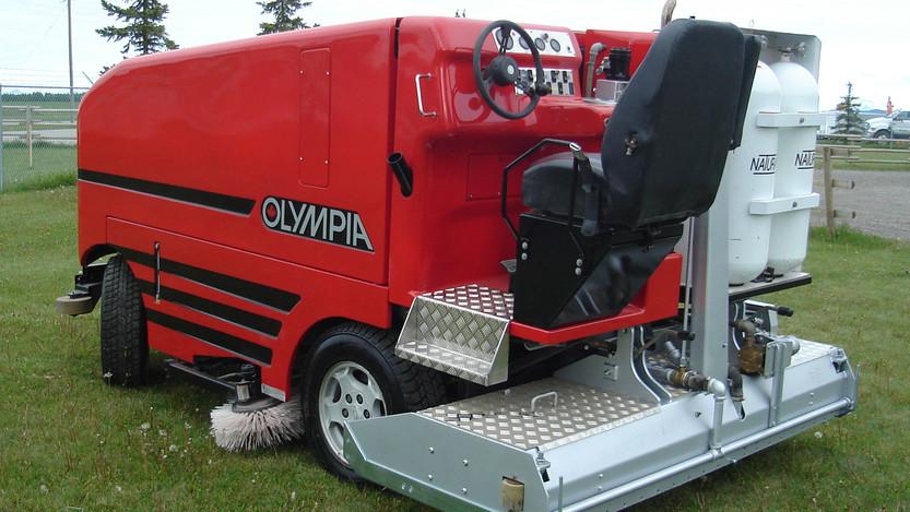 '08 Olympia Millennium 2000