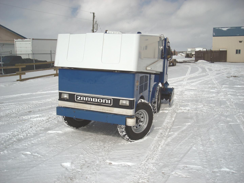 2008 Zamboni 525