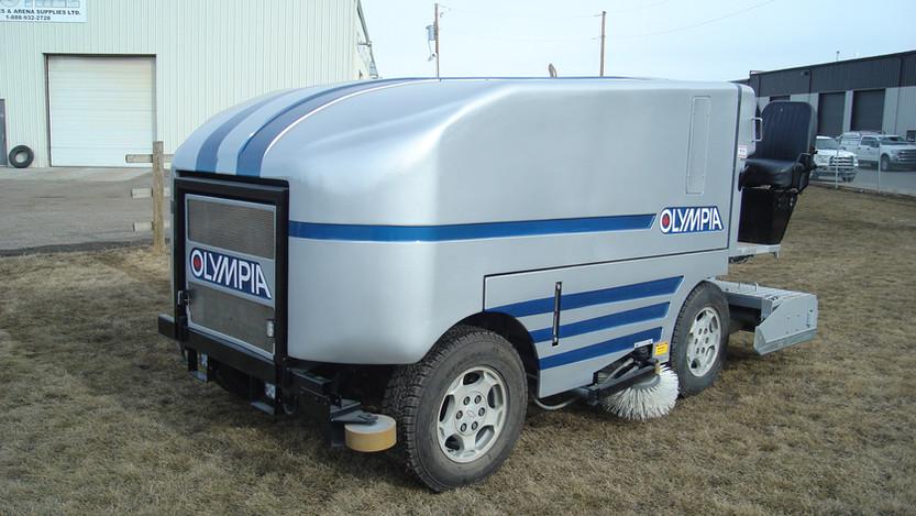 2008 Olympia Millennium Model 2000