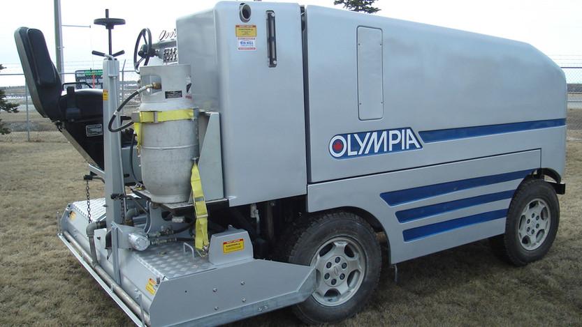 '08 Olympia Millennium 2000 Back Passeng