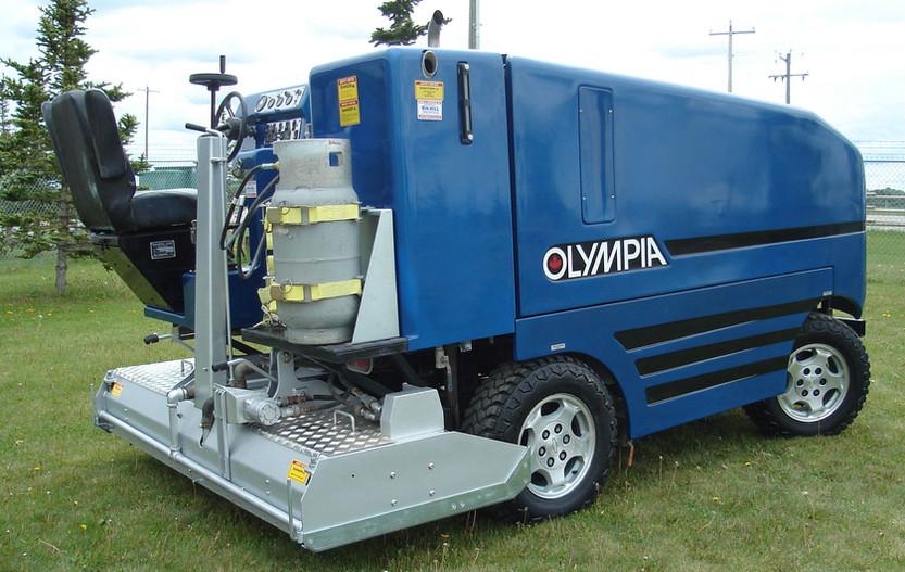 '06 Olympia Millennium 2000 Back Passeng