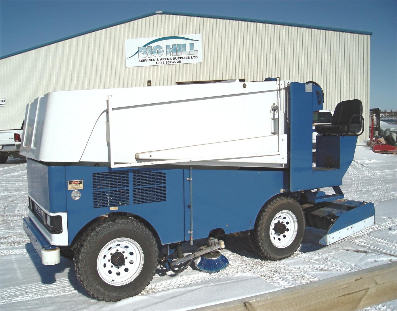 2010 Zamboni 525