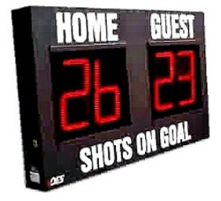 OES - Shots on Goal