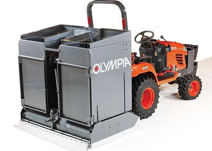 Flood Carts & Tractor Mounts