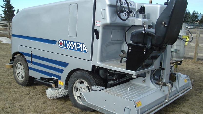 '08 Olympia Millennium 2000 Back Driver