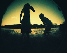 Fish Eye Lomo X-Proc Kids Emma Long MMFA