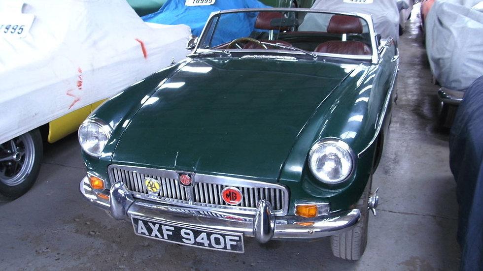 1967 MGB