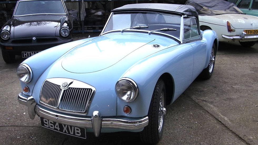 1957 MGA 1500