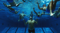 Men Who Swim