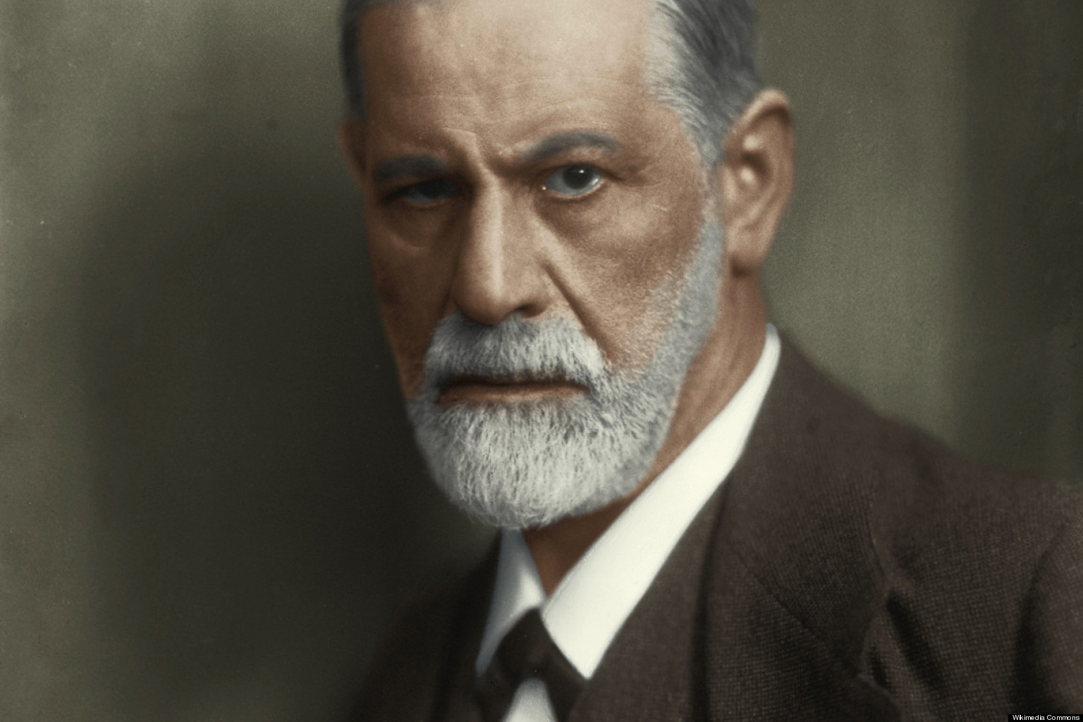 On the Trail of Sigmund Freud