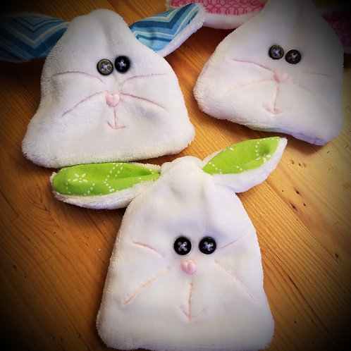 Bunny Goodie Bags Class- 3/13/21  1 pm
