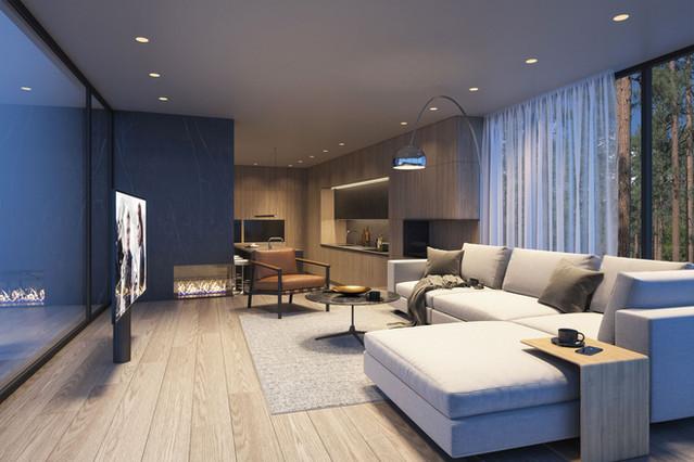 Livingroom render