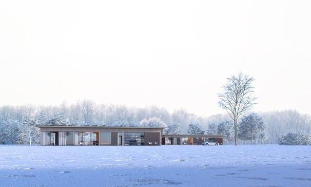 Private house near Baltic sea