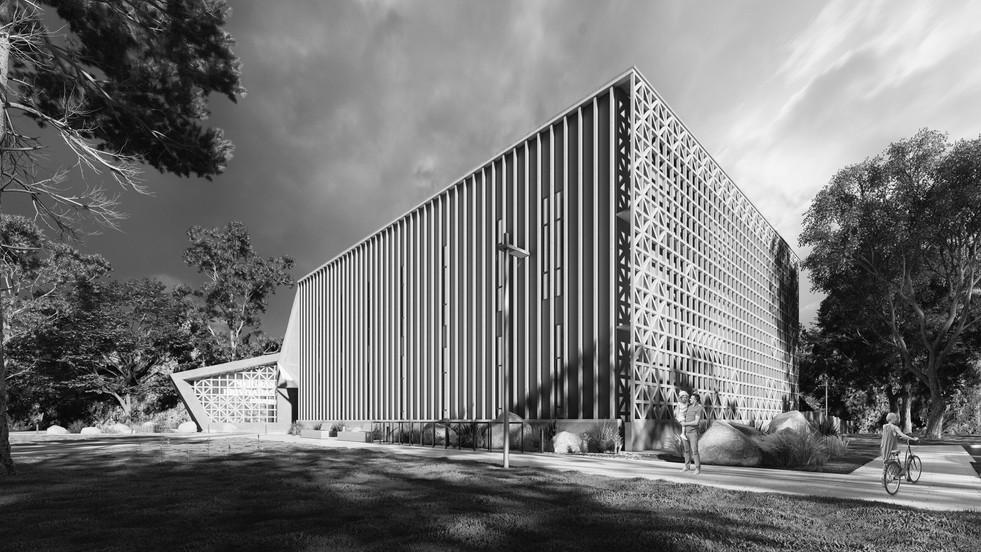 Museum visualization. Latvija. Ventspils.