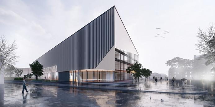 Athletics Sports Hall project