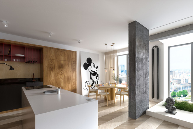 Apartment visualization
