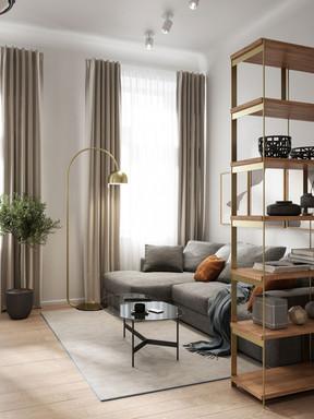 Demo apartment visualization
