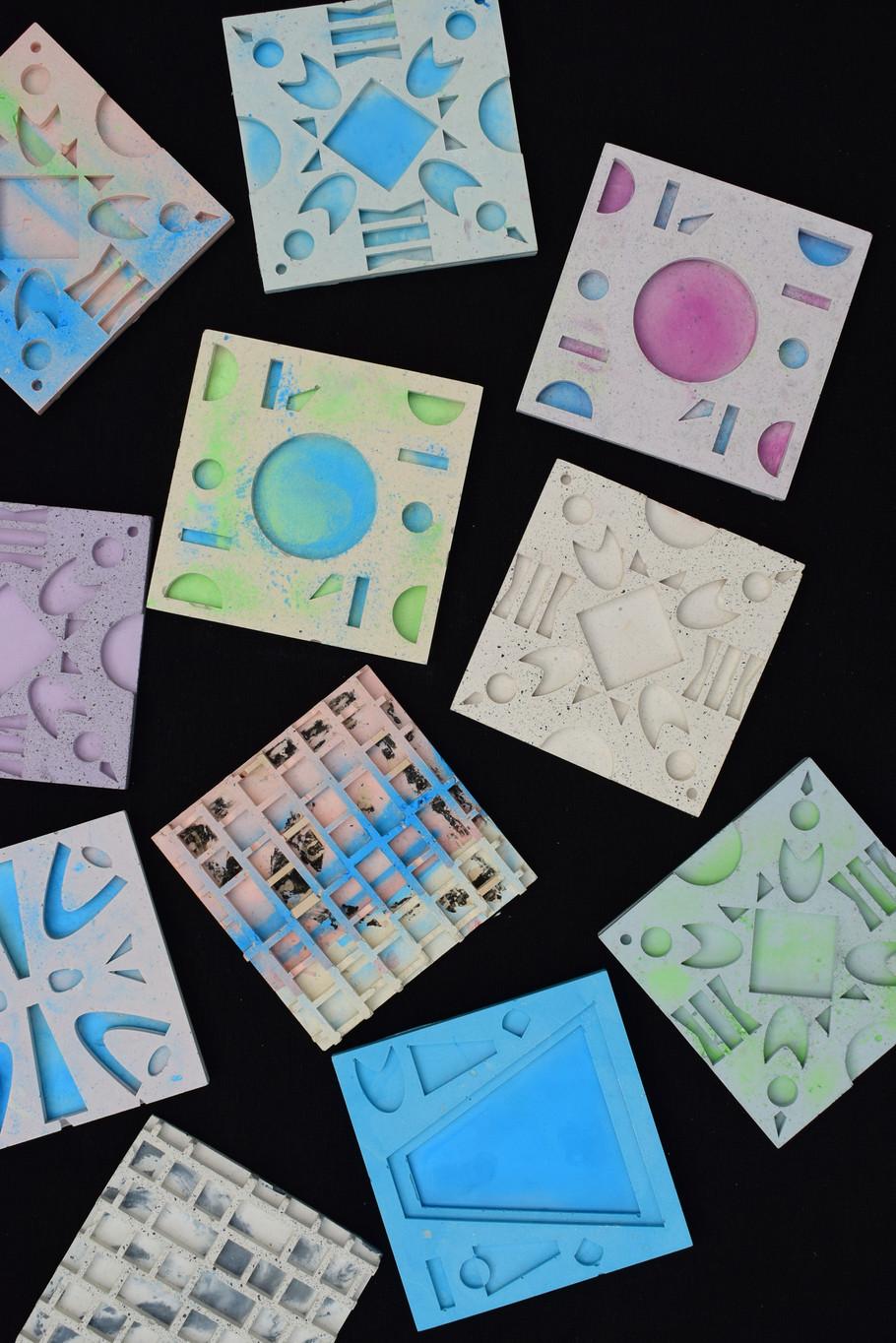 Tile Experiments