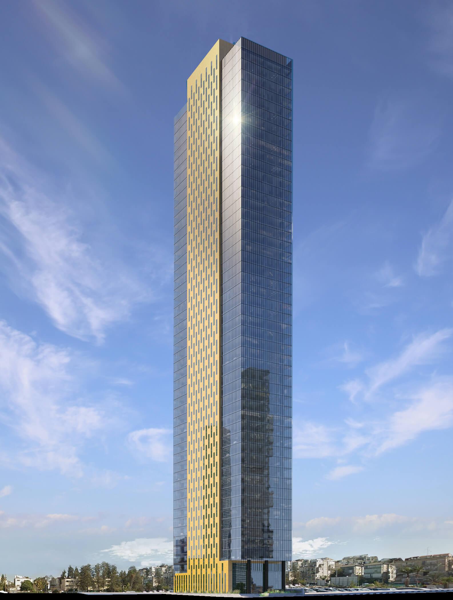 C מגדל