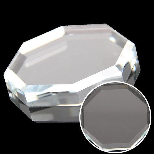 Crystal Glass Stone Glue Pallet