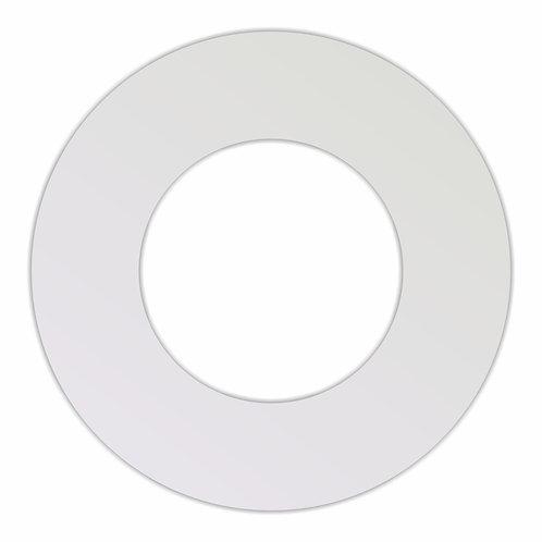 Difusor para Ring Light Plus
