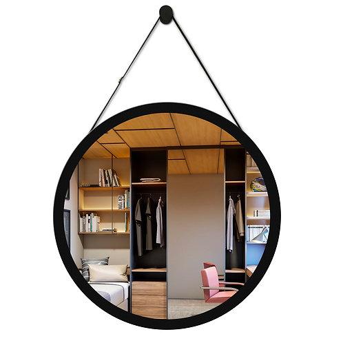 Espelho Adnet Pelicano Decorativo Vintage 50cm