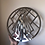 Thumbnail: Espelho Mandala Nossa Senhora Acrílico 32cm