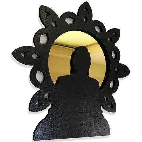 Mandala Altar Budista Buda Zen Meditação 26cm