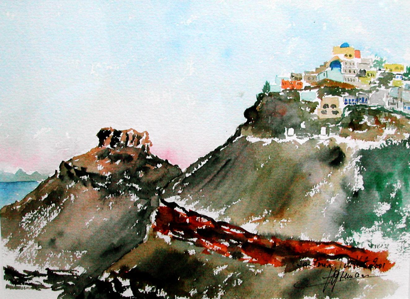 GRECE roches volcaniques de Santorin.jpg